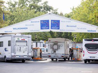 Der Caravan Salon Düsseldorf 2016 öffnet am 27. August seine Tore. Fotos: Henze, Caravan Salon Düsseldorf
