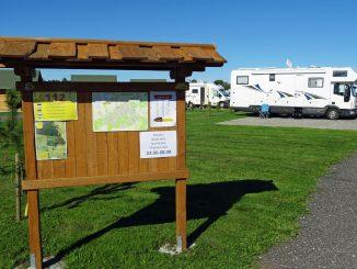 Vanamoisa Caravanpark: Der komfortabelste Campingplatz im Großraum Tallinn. Fotos: Henze