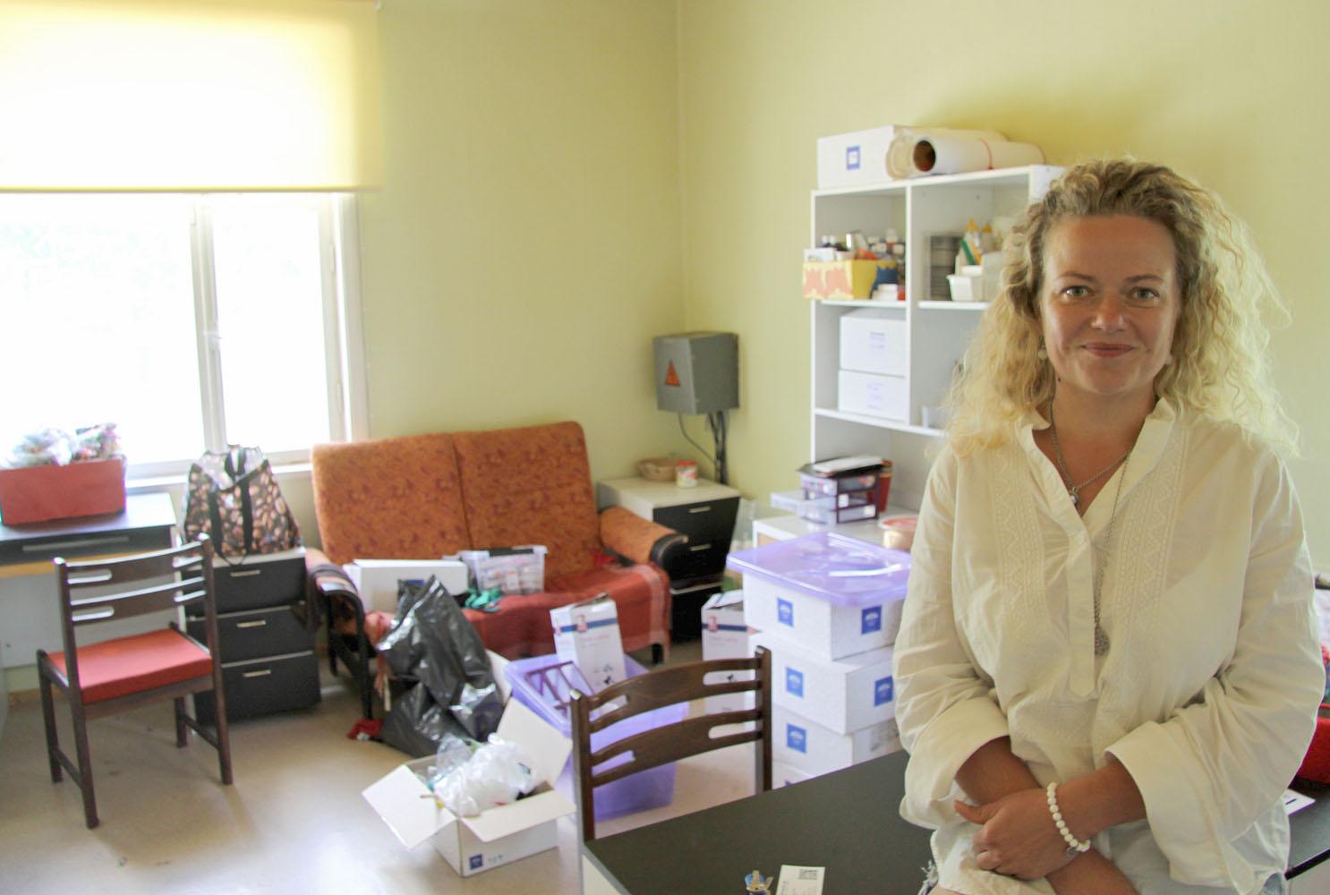 Sozialarbeiterin Merilin Niilop (39) hat große Pläne mit Katikodu.