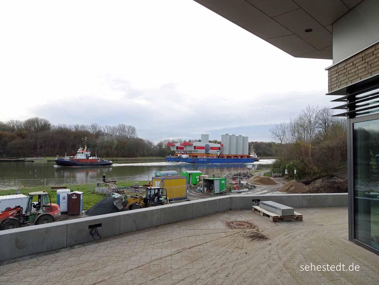 MarktTreff: 1a-Lage am Nord-Ostsee-Kanal.