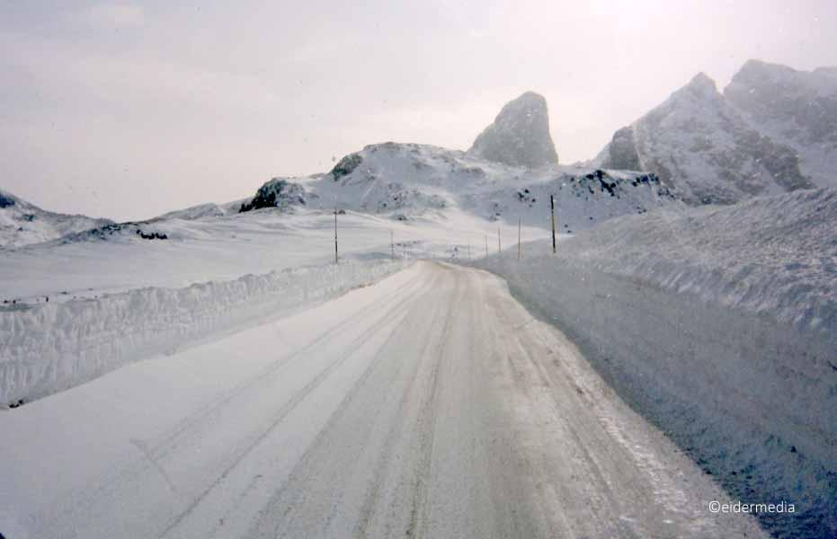 Eisfahrt Dolomiten sab