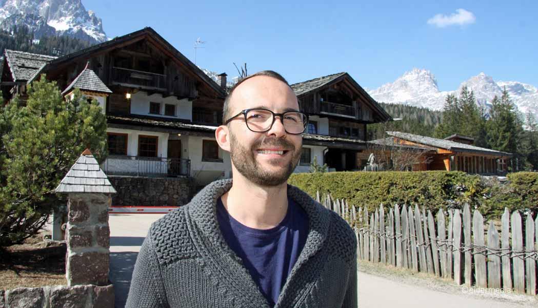 Juniorchef Andreas Happacher whe