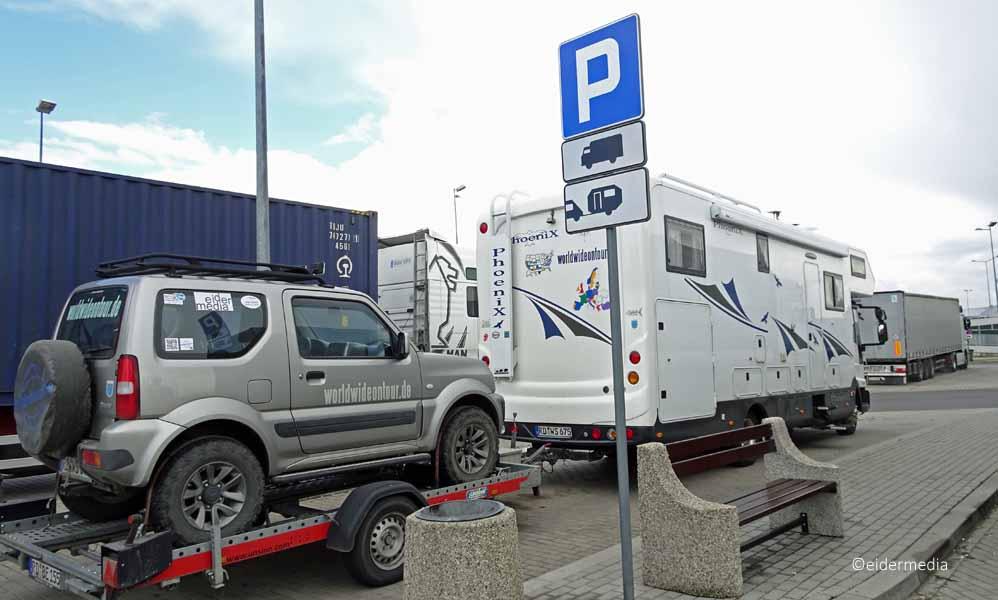 Parkplatz MOP whe