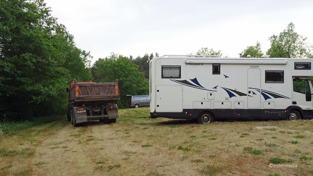Phoenix mit Truck2 sab