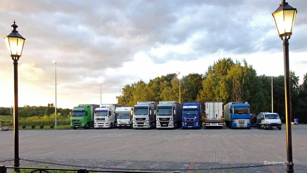 Trucks mit Lampen whe