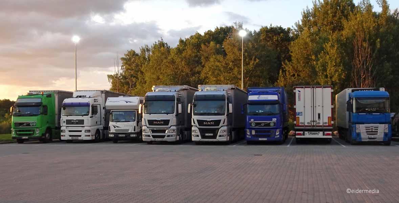 Trucks ohne Lampen whe