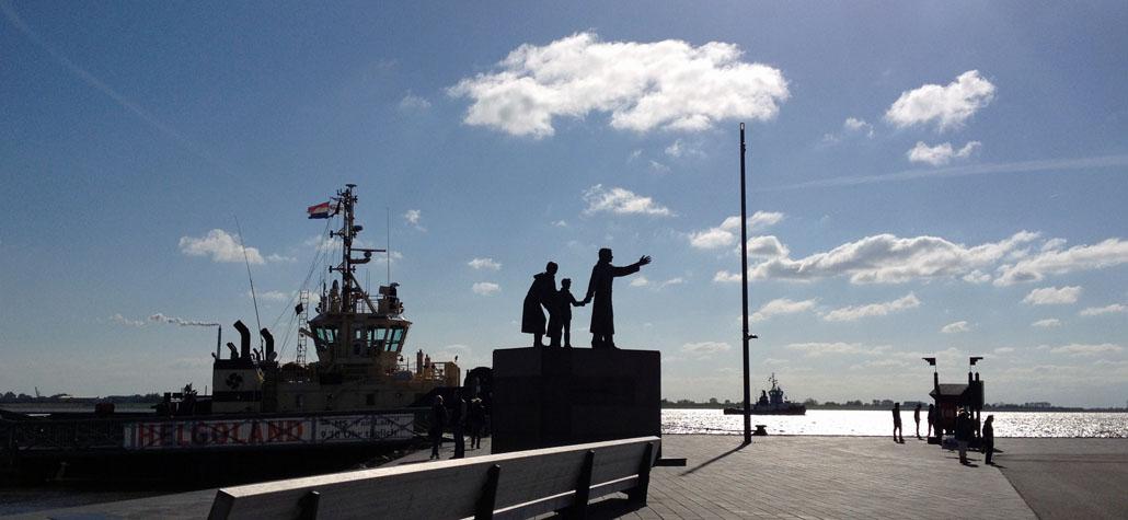 Auswandererdenkmal sab