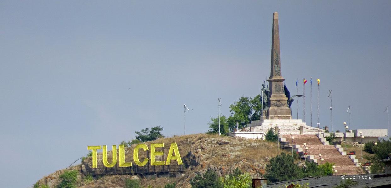 Tulcea Denkmal sab