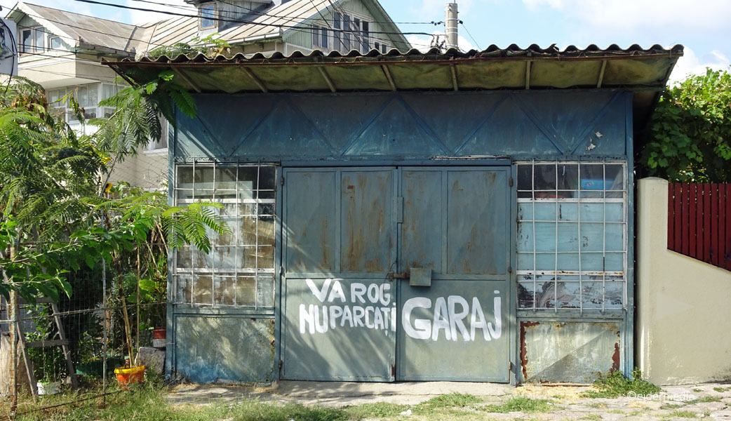 Tulcea Garage sab