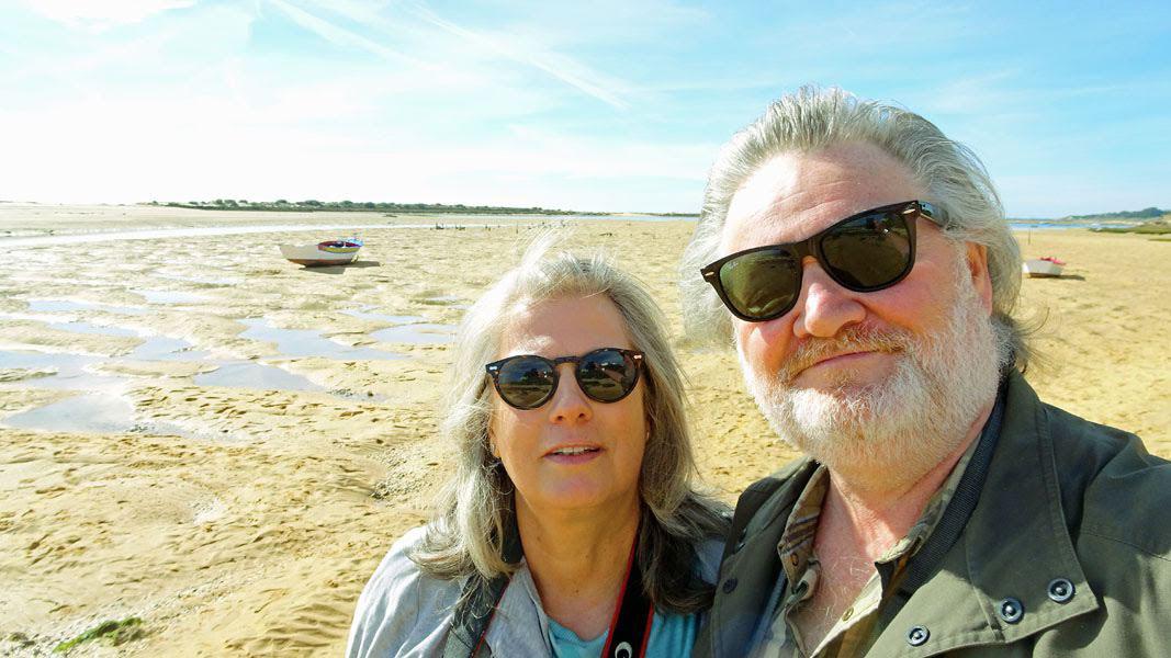 Selfi sab und whe am Strand whe_bearbeitet-2