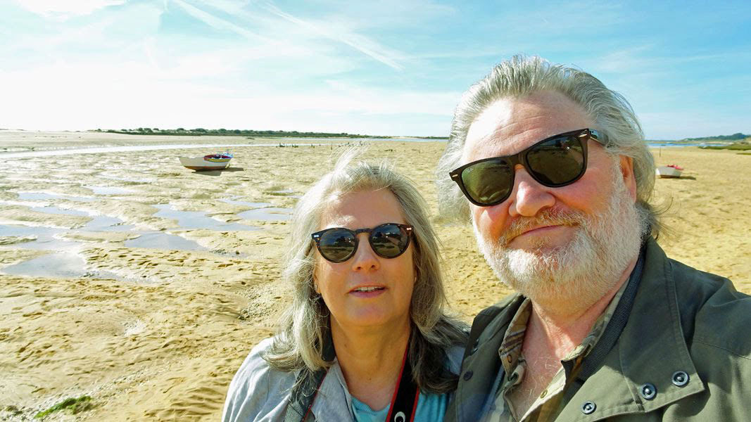 Selfi sab und whe am Strand whe_bearbeitet-3